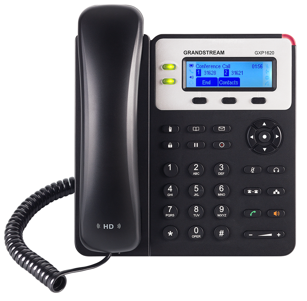 инструкция к телефону grandstream gxp1620