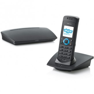 Skype телефон  Dualphone 3088RU
