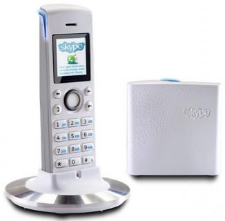 DECT-телефон (white) Dualphone 4088RU