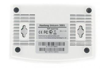 SIP-адаптер Hanlong Unicorn 3001