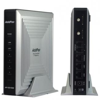 VoIP-GSM шлюз  AddPac AP-GS1002A