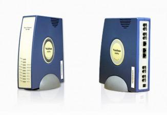 VoIP шлюз  AddPac AP1100A