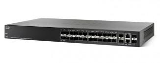 Коммутатор Cisco SG300-28SFP-K9-EU