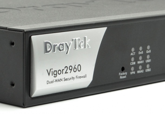 Маршрутизатор DrayTek Vigor 2960