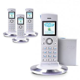 Дополнительная трубка (white) Dualphone 4088RU handset
