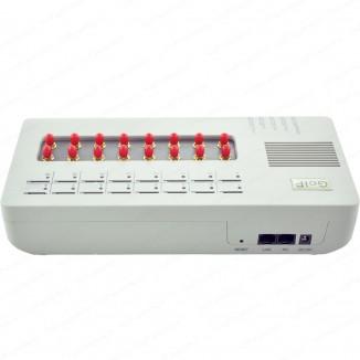 VoIP-GSM шлюз, внешние антенны  GoIP 16