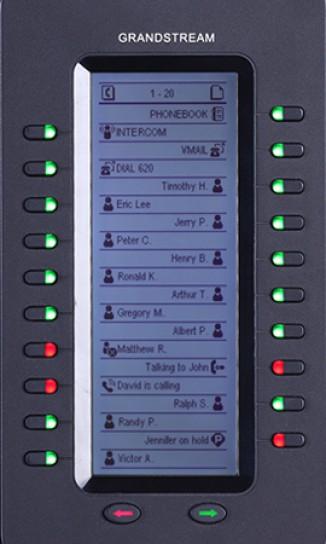 Модуль расширения Grandstream GXP 2200-EXT