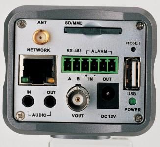 IP камера  Grandstream GXV 3601 LL