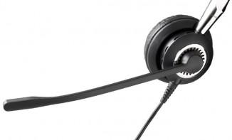 Гарнитура с Bluetooth Jabra Biz 2400 USB Duo NC