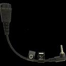 Шнур-переходник Jabra QD - Klinke 2,5 мм