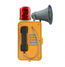 Всепогодный SIP-телефон JR103-FK-Y-HB-SIP