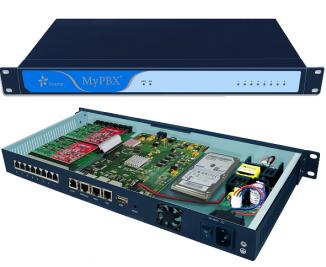 IP ATC  Yeastar MyPBX Enterprise M1