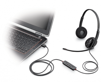 Гарнитура Plantronics Blackwire C320M