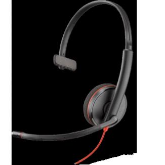 Проводная гаритура (USB-A) Plantronics Blackwire C3210-A
