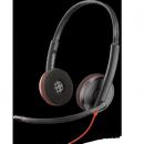 Проводная гарнитура (СТЕРЕО, USB-A) Plantronics Blackwire C3220-A