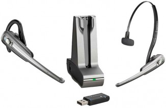 Bluetooth гарнитура  Plantronics Savi Go (PL-WG101/B)