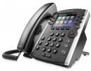 Бизнес медиа телефон Polycom VVX 400