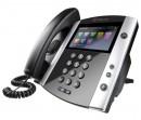 Мультимедийный телефон Polycom VVX 600