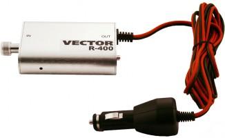 Репитер автомобильный Vector R-400