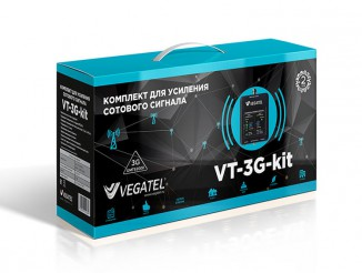 Комплект VEGATEL VT-3G-kit (LED 2017 г.)