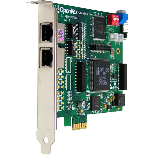 OpenVox DE210E - Интерфейсная плата 2194