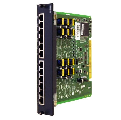 Ericsson-LG Ericsson LG iPECS-MG-DTIB12 - Интерфейсная плата 3079