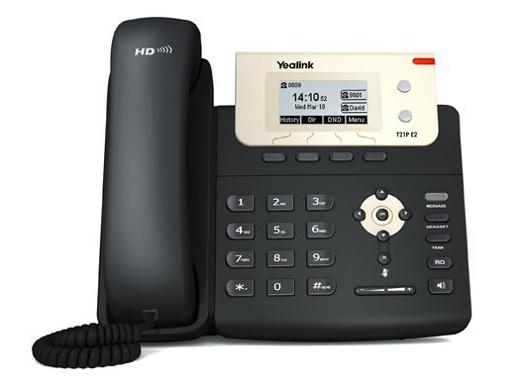 Комплект гарнитуры Yealink YHS33 и IP-телефона Yealink SIP-T21P E2 ... ae5e6a294fb2a