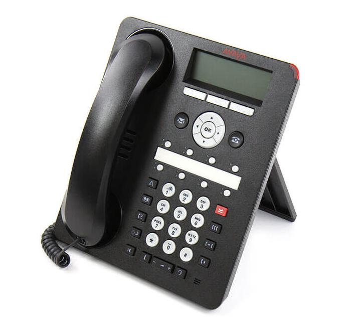 Nett Avaya 700508260-1608-i 1608-i Ip Deskphone Icon Only