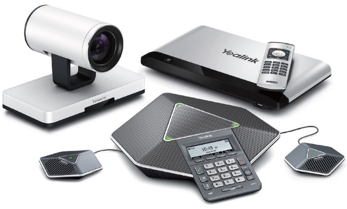 Yealink VC120-12X-VCP41-8w - Система видеоконференцсвязи 2993C