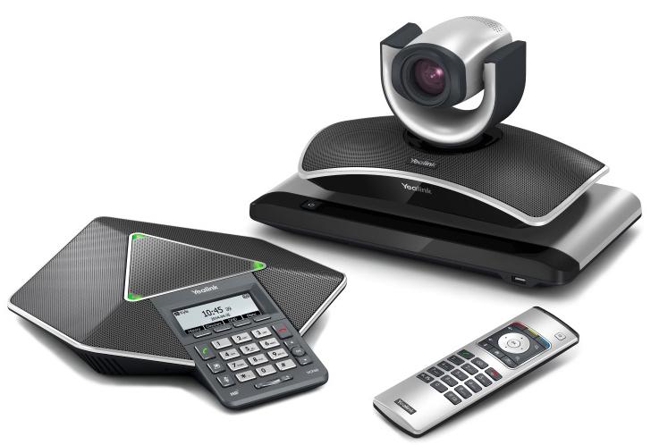 Yealink VC120-VCP40 - Система видеоконференцсвязи 3050C