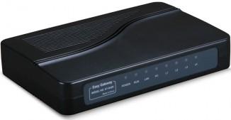 Аналоговый телефонный адаптер (4-FXS Port) DBL HT-842T