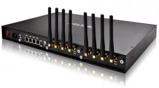 VoIP-GSM шлюз  Dinstar DWG2000B-8GSM