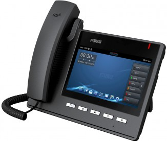 IP видеотелефон  Fanvil C400
