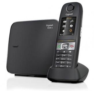 Телефон Gigaset E630A RUS BLACK