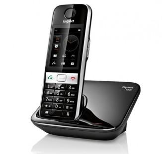 Телефон Gigaset S820 RUS Black