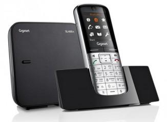 Телефон Gigaset SL400A RUS Metal