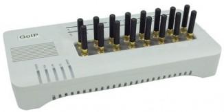 VoIP-GSM шлюз GoIP 16
