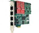 Интерфейсная плата OpenVox A400E