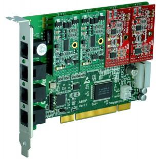 Интерфейсная плата OpenVox A400P