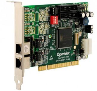 Интерфейсная плата OpenVox B200P