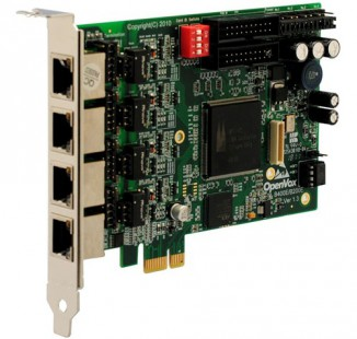 Интерфейсная плата OpenVox B400E
