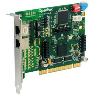 Интерфейсная плата OpenVox D210P
