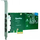 Интерфейсная плата OpenVox D430E