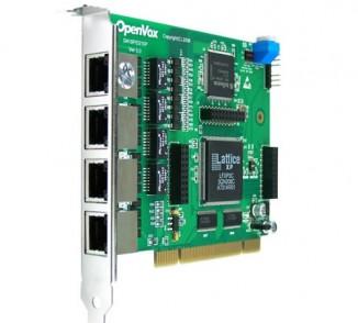 Интерфейсная плата OpenVox DE430P