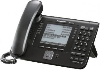 SIP-телефон Panasonic KX-UT248RU-B