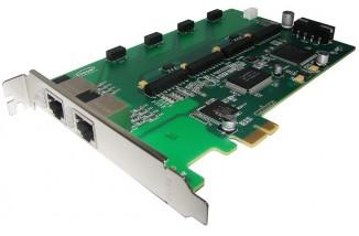 Интерфейсная плата (8FXO/8FXS) Atcom AXE-800P