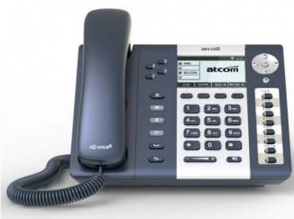 SIP-телефон Atcom Rainbow2 LW