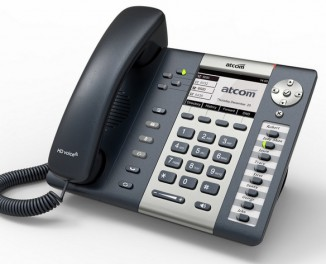 SIP-телефон Atcom Rainbow2 POE