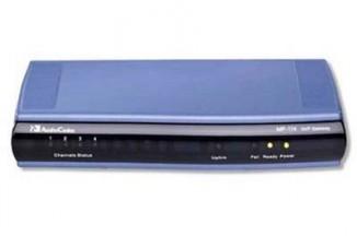 Аналоговый шлюз AudioCodes MP114/4O/SIP
