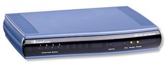 Аналоговый шлюз AudioCodes MP114/4S/SIP